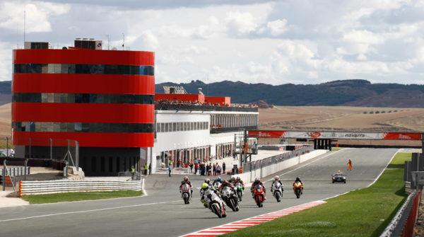 Circuito Los Arcos : Cita motociclista nacional en el circuito de los arcos