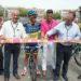 El circuito de Los Arcos acogerá el inicio de la etapa del jueves de la Vuelta a España