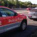 Cazado a 220 km/h en la autovía a su paso por Villatuerta