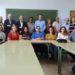 El consejero de Educación participa en un encuentro en San Adrián, para conocer proyectos de éxito escolar con población gitana