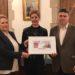 El cupón de la ONCE celebra el 800 aniversario de la ciudad de Viana